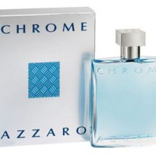 Azzaro chrome Eau de Toilette 100 ml 3.4 oz  For Man