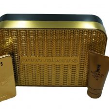 Paco Rabanne One Million 2 Pieces Set 100ml Edt + 100ml Shower Gel For Men
