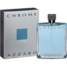Azzaro Chrome 200ml Eau De Toilette Spray For Men