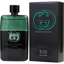 Gucci Guilty Black 90ml Eau de Toilette For Men