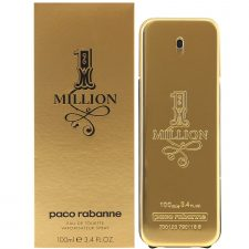 Paco Rabanne one Million Eau de Toilette  100ml For Men