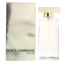 Dolce & Gabbana The One 100ml Eau de Toilette For Women