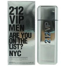 Carolina Herrera 212 Vip Men Are You On The List NYC 100ml Eau de Toillete For Men