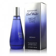 Davidoff Cool Water Night Dive 80ml Eau de Toilette For Women