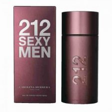Carolina Herrera 212 Sexy Men 100ml Edt For Men