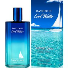 Davidoff Cool Water Simmer Seas Limited Edition 125 ml Edt For Men